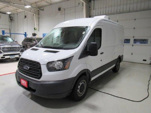 2017 Ford Transit Van T150 White Waterloo Ia
